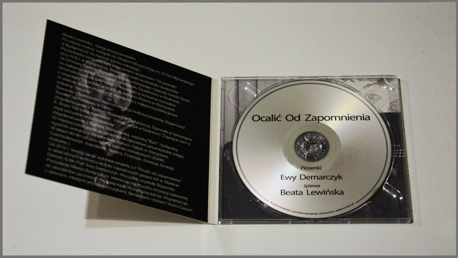 Digipack CD 4P